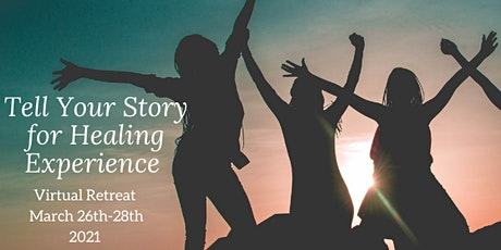 Tell Your Story for Healing Experience tickets