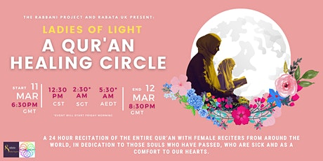 Ladies of Light: A Qur'an Healing Circle tickets