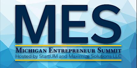 Michigan Entrepreneur Summit tickets
