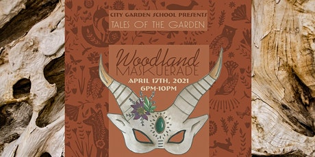 Tales From the Garden: Woodland MASKerade tickets