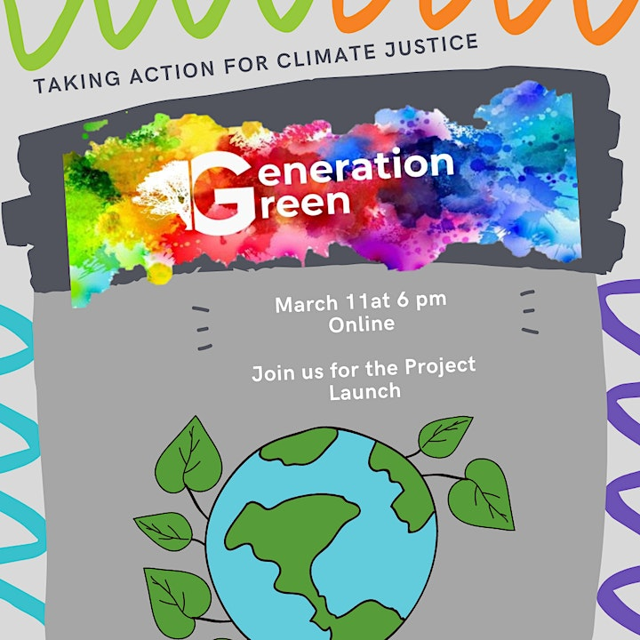 Generation Green 2021: Project Launch image