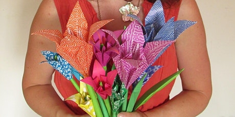 Time to fold: Origami for wellbeing tickets