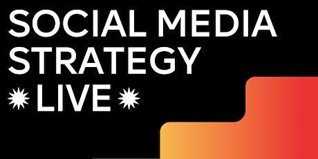 FLA: Social Media Strategy ✹ Live ✹ tickets