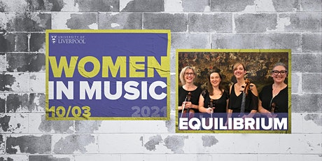 Session Three - Lunchtime Concert - Women in Music 2021 tickets