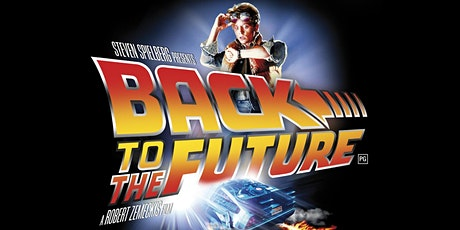 Back to the Future - Drive-in Cinema  - Derby tickets
