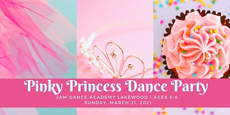 Pinky Princess Dance Party tickets