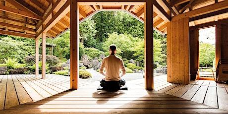 Einführungsveranstaltung in die regelmäßigen Meditationsangebote im bUm Tickets