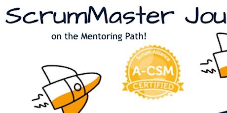 Advanced Certified ScrumMaster | A-CSM | deutsch | 1:1 Mentoring | flexibel Tickets