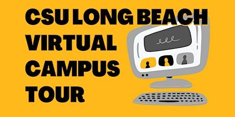 CSU Long Beach Virtual Campus Tour tickets