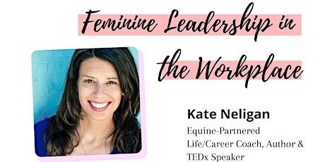Feminine Leadership in the Workplace entradas