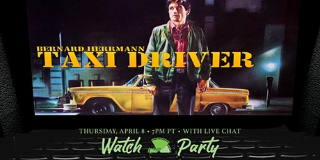 Taxi Driver Watch Party and Chat tickets