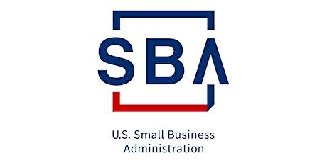 SBA Formal Certifications – HUBZone Program tickets