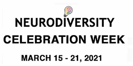 Neurodiversity Celebration Week :Neurodiversity in industry (WES/WSR event) Tickets