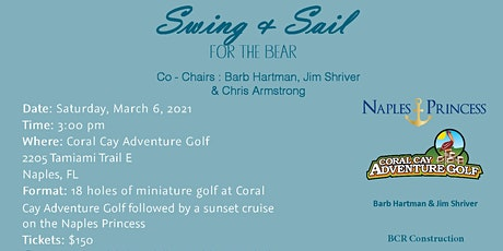 Swing & Sail For the Bear tickets