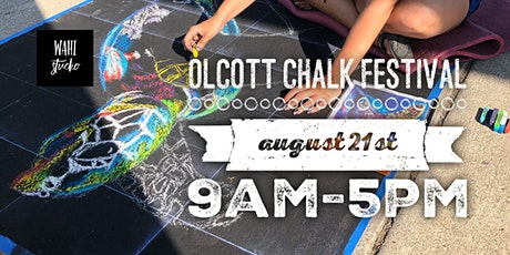 4th Annual Olcott Chalk Festival tickets
