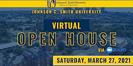 Johnson C. Smith Spring Virtual Open House tickets