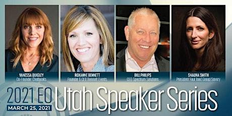 EO Utah Speaker Series- EO UTAH SPONSORS ONLY tickets