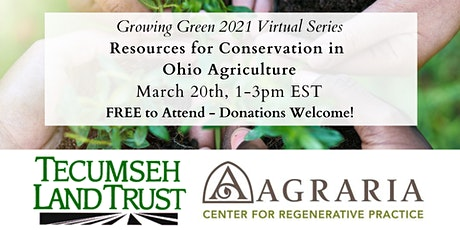 Resources for Conservation in Ohio Agriculture tickets