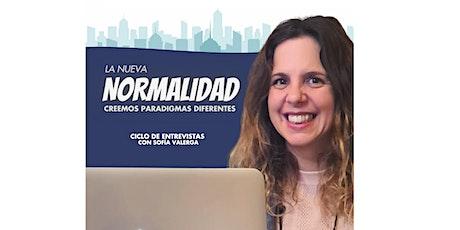 La Nueva Normalidad - WEBINARS GRATUITOS boletos
