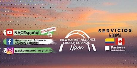 Servicio Congregacional NACE tickets
