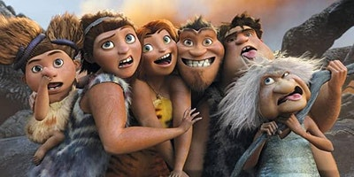 Foodbank Movies>>> The Croods: A New Age
