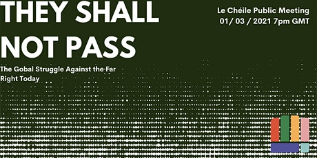 They shall not pass: the global struggle against the far right today tickets