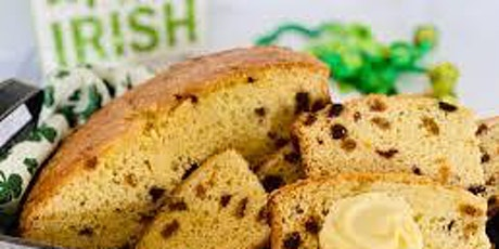 Cooking Demonstration of Irish Soda Bread tickets