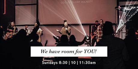 8:30 am Sunday Morning  Worship Experience tickets