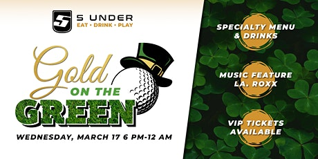 Gold on the Green tickets