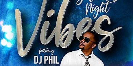 SATURDAY NIGHT VIBES @ HERRERA'S ADDISON w/DJ PHIL tickets