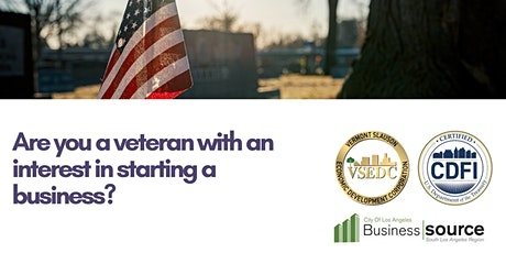 Veterans Entrepreneurship Training tickets