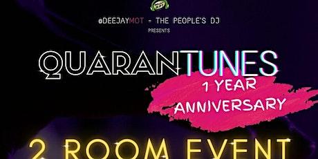QuarunTUNES One Year Anniversary tickets