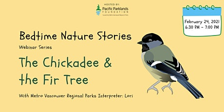 Bedtime Nature Stories tickets