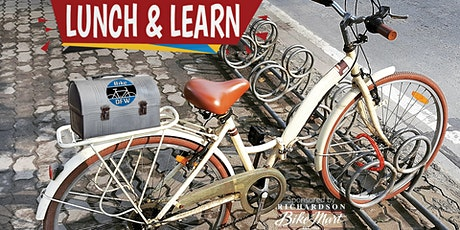 BikeDFW Lunch & Learn Virtual Series tickets