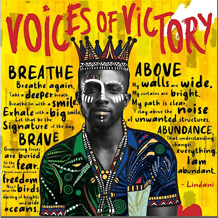 Voices of Victory Poetry Collective Launch. image