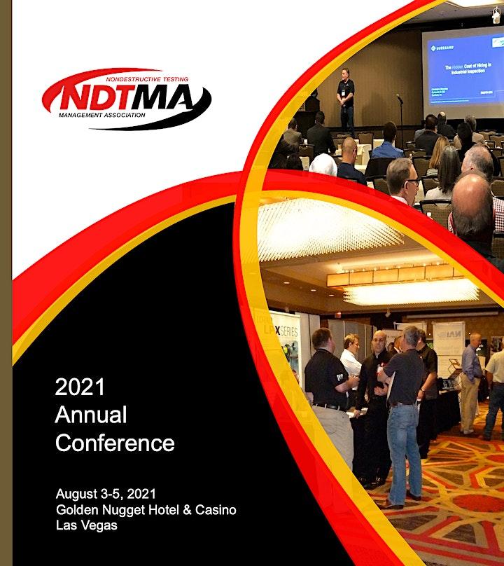 NDTMA 2021 image