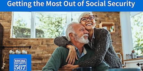 Social Security Webinar - Charlotte Metropolitan Area tickets