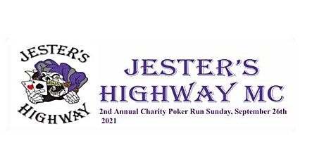 2 Annual Jesters Highway MC Poker Run tickets