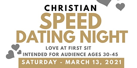 Christian Speed Dating & Mingle Night tickets
