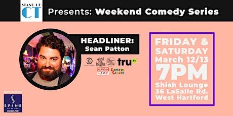 WknD Comedy Series Featuring Sean Patton! tickets