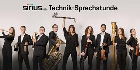 SIRIUS Technik-Sprechstunde Tickets