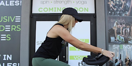 SPENGA x BEYOND ACTIVE  *Spin + Strength + Yoga + SILENT DISCO HEADPHONES* tickets