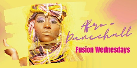 Afro-Dancehall Fusion Dance Class (LIVE & ONLINE) tickets