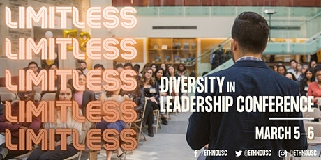 Limitless: Diversity in Leadership Conference tickets