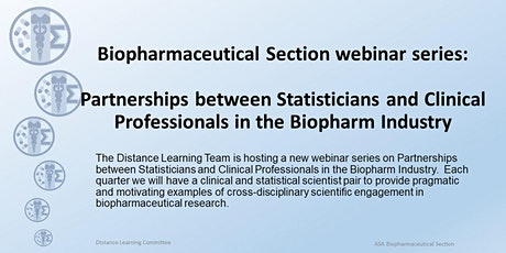 BIOP webinar series:  A Cardiologist and a Statistician Walk into a DMC tickets