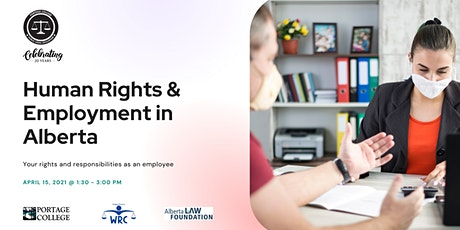 Human Rights & Employment in Alberta tickets