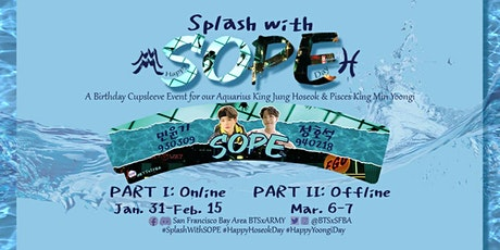 Happy SOPE Day: SPLASH WITH SOPE (Celsius Ice Cream) entradas