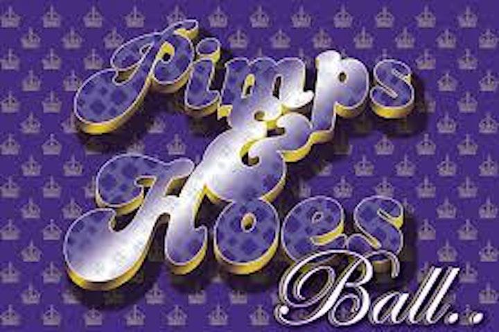 Imagen de PIMPS AND HOES BALL PARTY