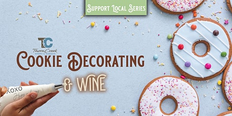 Cookie Decorating & Wine (Evening Class) tickets