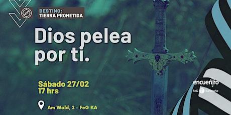 Encuentro con Jesús - 27 de febrero 2021 Tickets